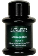 Emerald Green De Atramentis Standard (35ml) Fountain Pen Ink