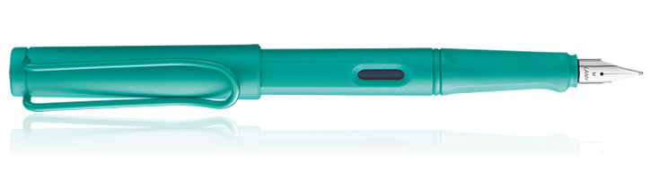 Lamy Safari Special Edition Candy Fountain Pens