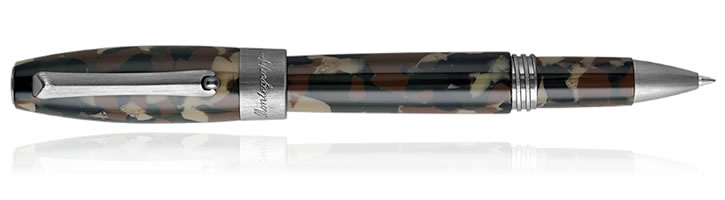Camouflage Montegrappa Fortuna Camouflage Rollerball Pens