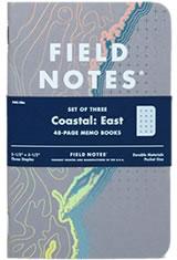 Field Notes Coastal Memo & Notebooks