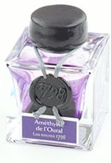 J Herbin 1798 50ml Empty Ink Bottles