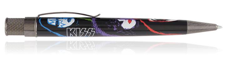 1978 Retro 51 KISS Tornado Rollerball Pens