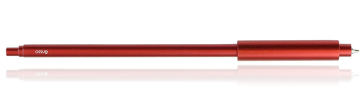 Ensso UNO Minimalist Mechanical Pencils in Red