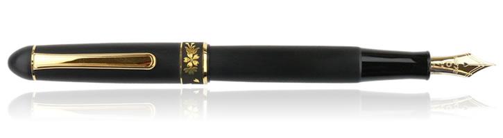 Platinum Higo-zo-gan Fountain Pens