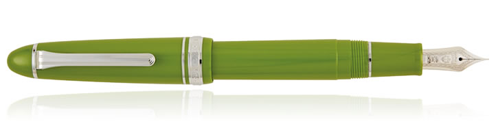 Sailor 1911 Large Key Lime Fountain Pens