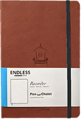 Endless Recorder Pen Chalet Edition Memo & Notebooks