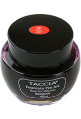 Taccia Bottle(40ml) Fountain Pen Ink