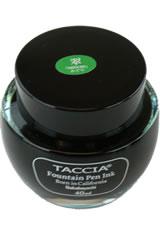 Midori Green Taccia Bottle(40ml) Fountain Pen Ink