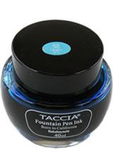 Sora Sky Blue Taccia Bottle(40ml) Fountain Pen Ink