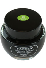 Uguisu Olive Green Taccia Bottle(40ml) Fountain Pen Ink