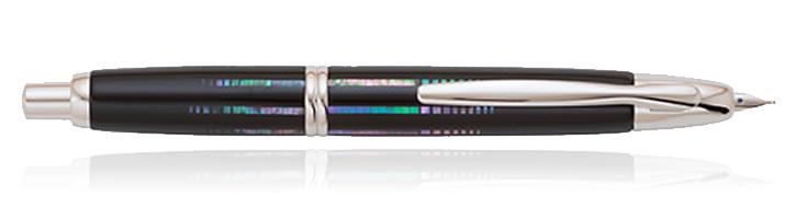 Pilot Raden Stripe Vanishing Point Fountain Pens