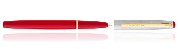 Esterbrook Phaeton 300R Fountain Pens in Signal Red