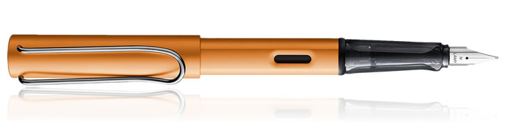 Lamy Special Edition AL-Star Bronze Fountain Pens