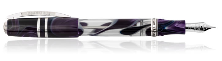 Visconti Homo Sapiens Midnight in Florence Fountain Pens