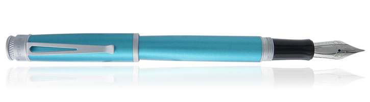 Retro 51 Frosted Metallic Fountain Pens