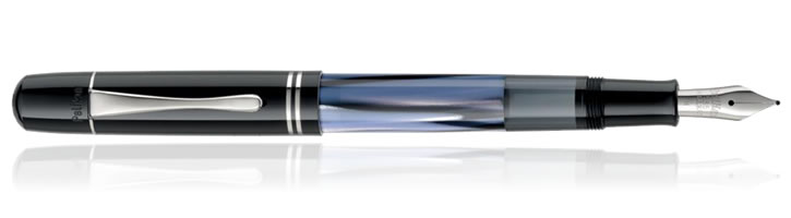 Pelikan M101N Grey-Blue Fountain Pens
