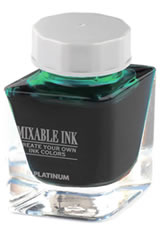 Platinum Mixable Mix-Free Bottled(20ml)   in Leaf Green