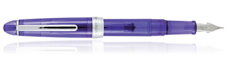 Monteverde Monza 3 Fountain Pens in Purple