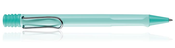 Lamy Safari Pastel Ballpoint Pens in Light Blue