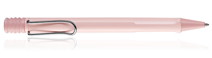 Lamy Safari Pastel Ballpoint Pens in Rose