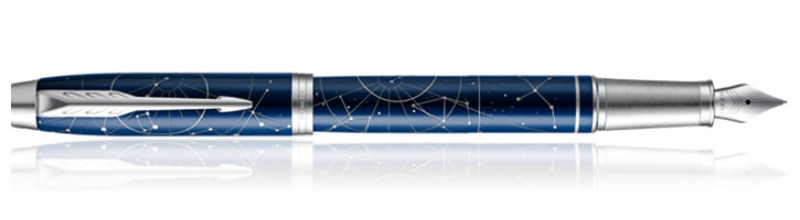Midnight Astral Parker IM Special Edition Fountain Pens
