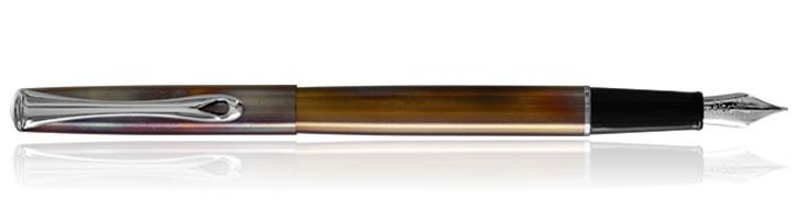 Flame Diplomat Traveller  Fountain Pens