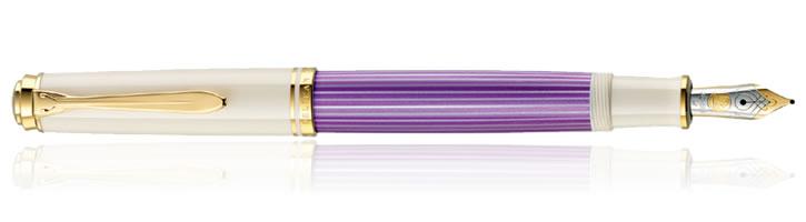 Pelikan M600 Violet White SE Fountain Pens