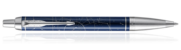 Parker IM Special Edition Ballpoint Pens in Midnight Astral