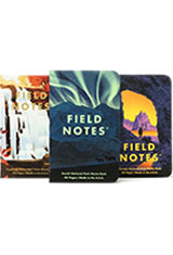 Field Notes National Parks Memo & Notebooks