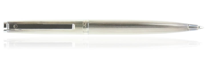 Waldmann Tuscany Ballpoint Pens in Silver Lines