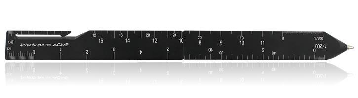 ACME Studios Scale Ballpoint Pens