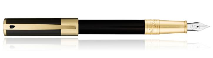 S.T. Dupont D-Inital Fountain Pen