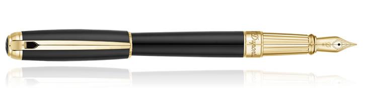 S.T. Dupont Line D Large Fountain Pens