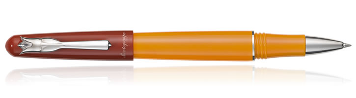 Montegrappa Tulip for Team Fox Rollerball Pens