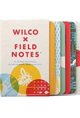 Field Notes Wilco Box Set Memo & Notebooks