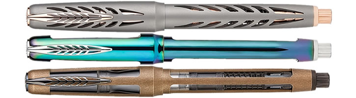 Pineider Arman Multiples Limited Edition Fountain Pens