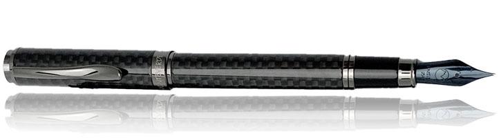 Monteverde 20th Anniversary Innova Gunmetal Fountain Pens
