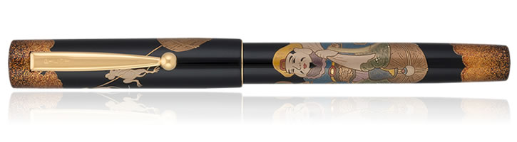 Namiki Seven Gods 100th Anniversary Limited Edition  in Daikoku-te