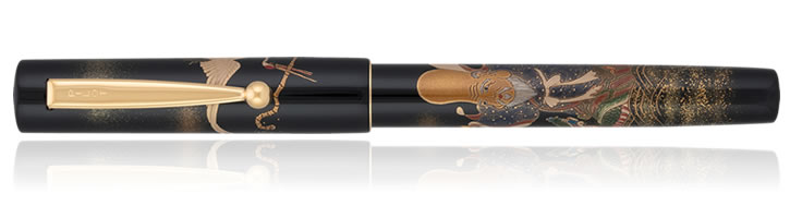 Namiki Seven Gods 100th Anniversary Limited Edition  in Fuku-roku-ju
