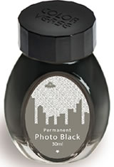 Photo Black Permanent Colorverse Office(30ml) Fountain Pen Ink