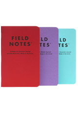 Field Notes 5E Gaming Journals Memo & Notebooks in Character Gaming Journal