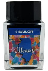 Sailor USA 50 State(20ml)  in Illinois