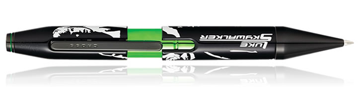 Cross X Star Wars Rollerball Pens in Luke Skywalker