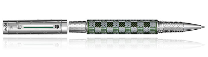 Montegrappa Harry Potter Rollerball Pens in Slytherin