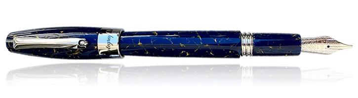 Montegrappa Fortuna Satellitare Fountain Pens