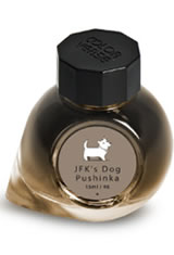 Trailblazer - JFKs Dog Pushinka Colorverse Mini(5ml) Fountain Pen Ink