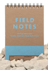 Field Notes Heavy Duty Memo & Notebooks