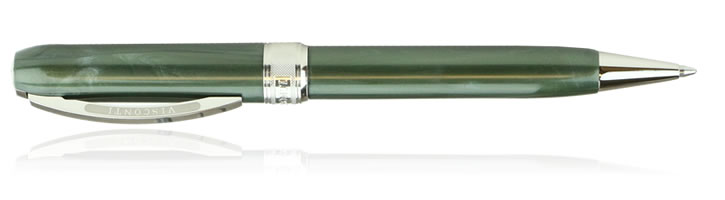 Visconti Rembrandt Olive Green Ballpoint Pens in Olive Green