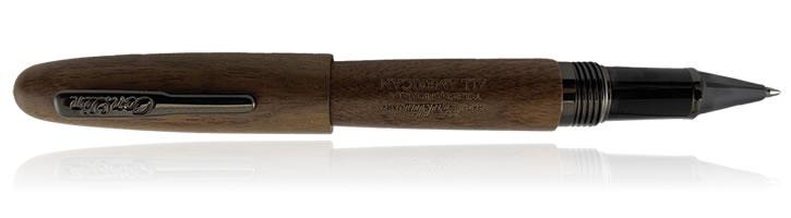 Conklin All American Golden Walnut Rollerball Pens