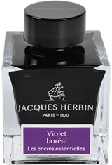Violet Boreal Jacques Herbin Essentials(50ml) Fountain Pen Ink